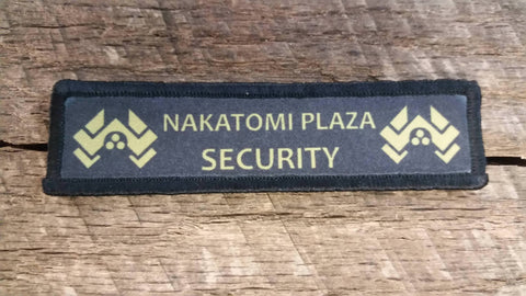 Nakatomi Plaza Security Tab Patch
