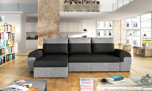 Manchester Corner Sofa Bed