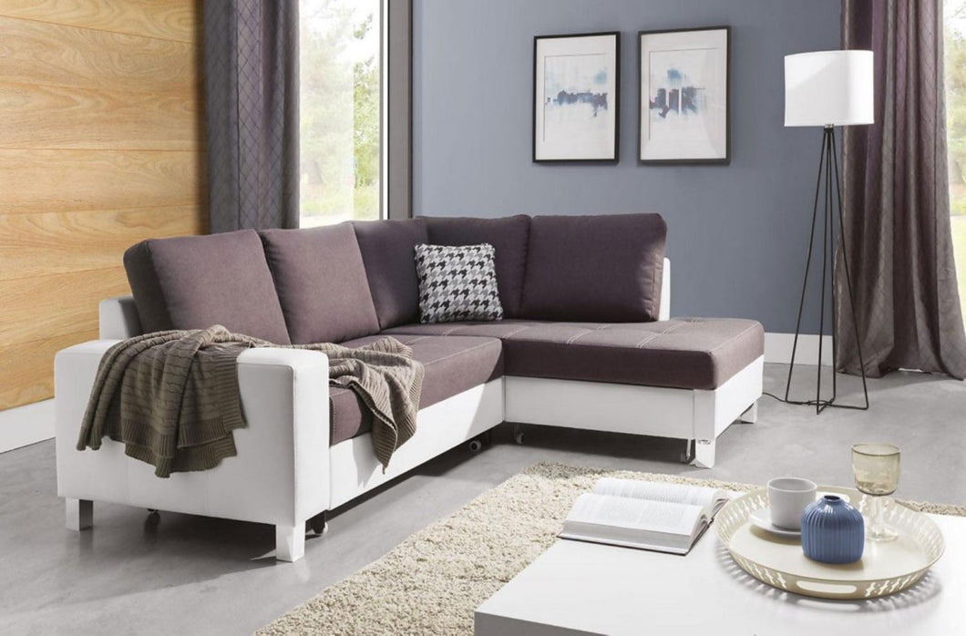 Barro Corner Sofa Bed SUN 91 Left corner