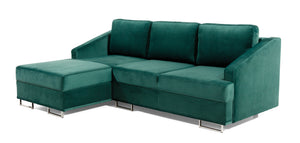 Buccano Corner Sofa Bed