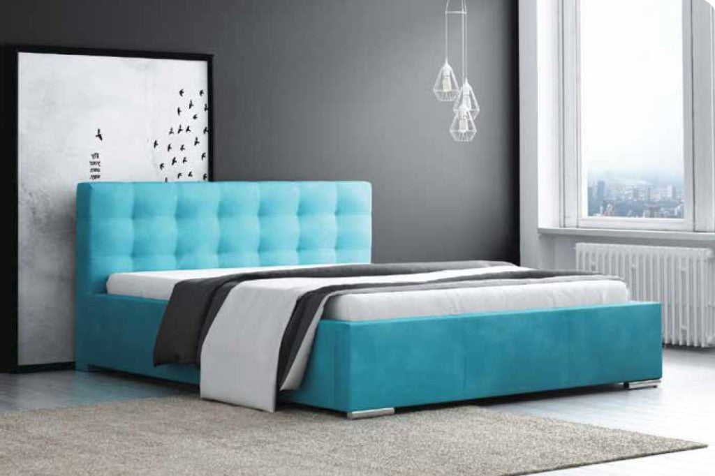 Diano Bed And Mattress
