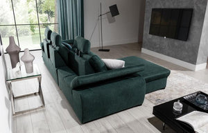 Domer Corner Sofa Bed