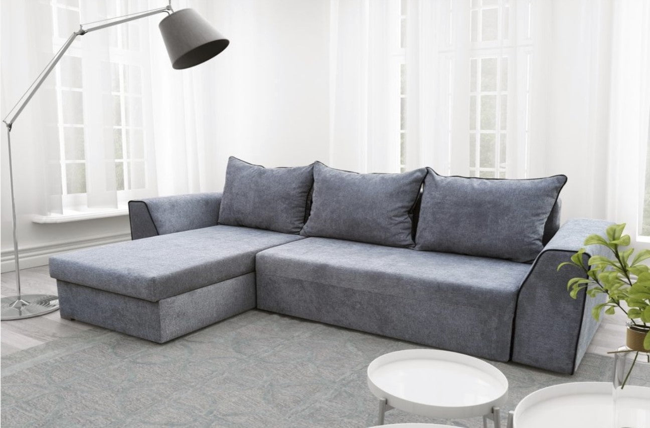 London Corner Sofa Bed like picture