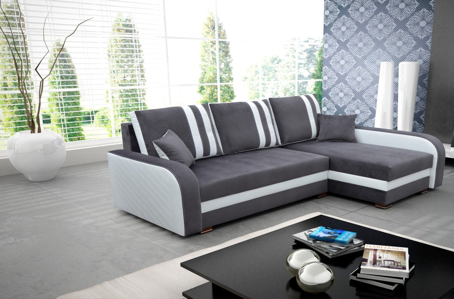 Napola Corner Sofa Bed