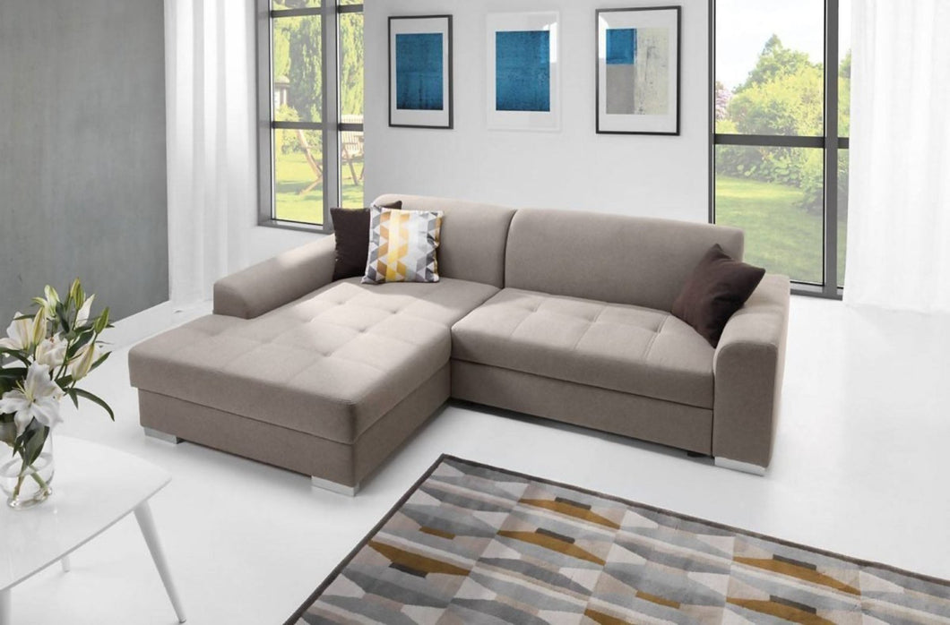Penro Corner Sofa Bed