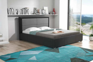 Simono Bed And Mattress