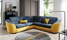 Vincent L Corner Sofa Bed