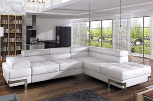 Ampo Corner Sofa Bed