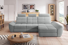 Alpo Corner Sofa Bed