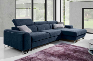 Astio Corner Sofa Bed