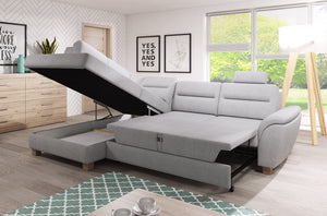 Bianca Corner Sofa Bed