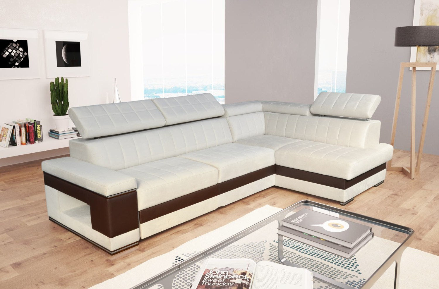 Cosmona Corner Sofa Bed