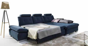 Creona Corner Sofa Bed