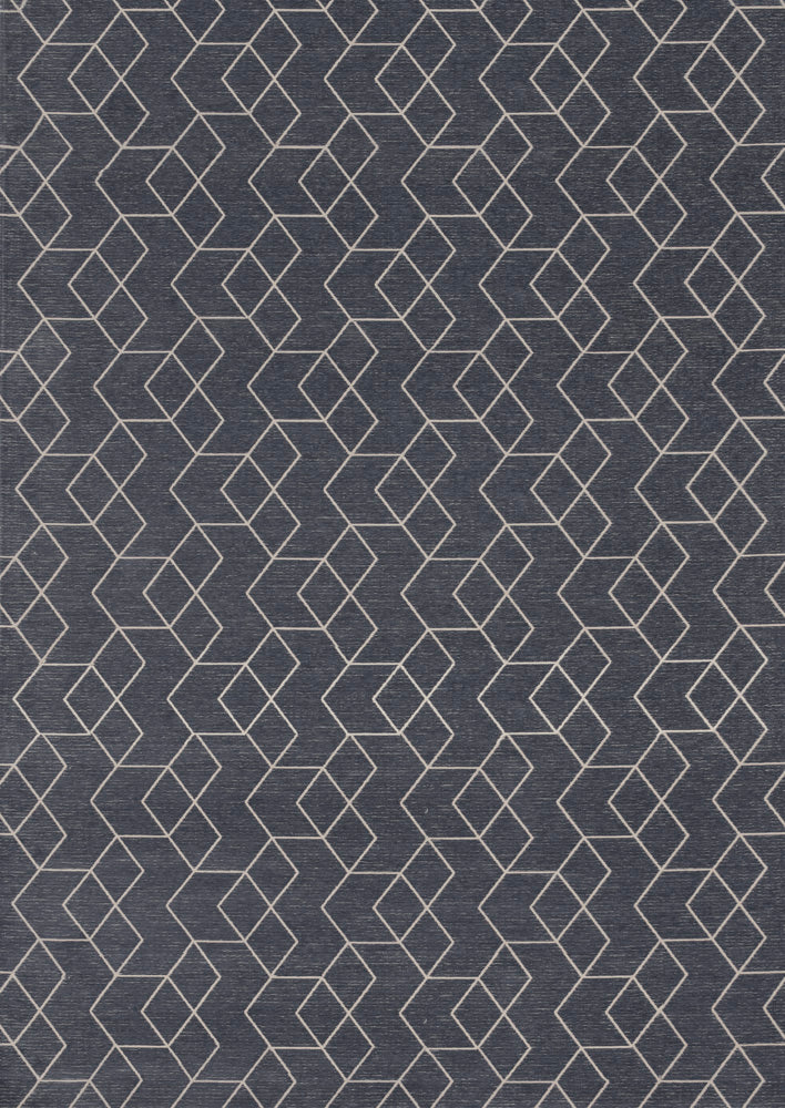 Cuba ANTHRACITE Easy Clean Rug