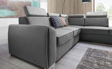 Dove Corner Sofa Bed