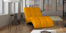 Oxford modern chaise longue