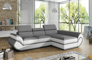 Genesia Mini Corner Sofa Bed
