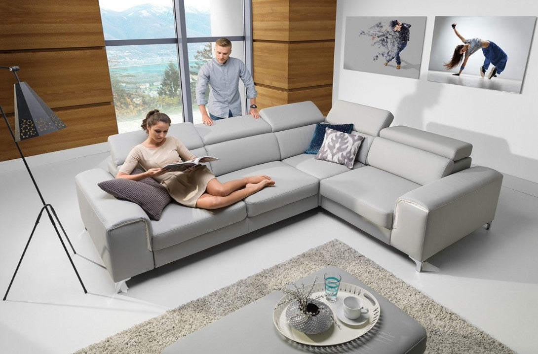 Geno Corner Sofa Bed
