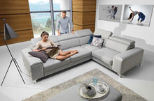 Geno Corner Sofa Bed Right Corner colours like on the picture