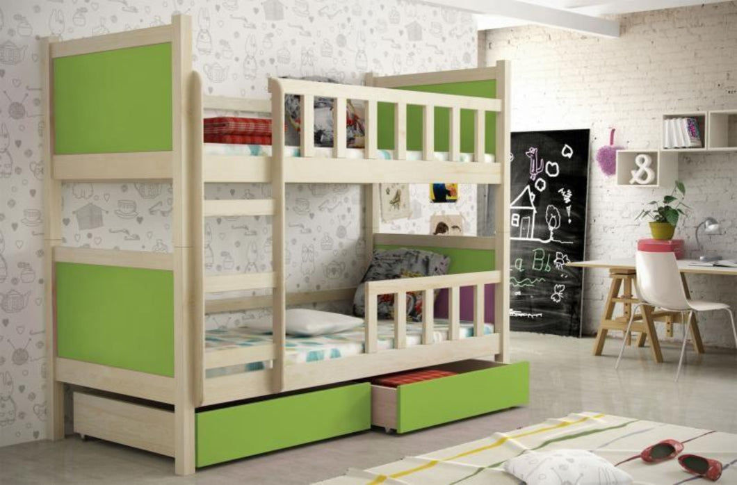 Pinko 2 Bunk Bed
