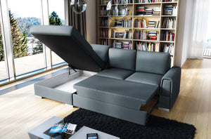 Logo Corner Sofa Bed