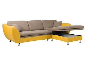 Lugi Corner Sofa Bed