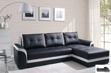 Mandy Corner Sofa Bed