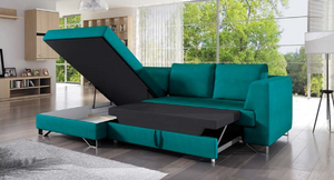 Mohico Mini Corner Sofa Bed