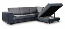 Moso Corner Sofa Bed