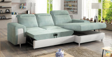 Panema Mini Corner Sofa Bed