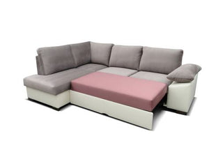 Passan Corner Sofa Bed