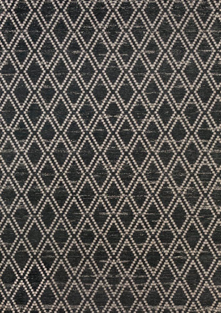 Puna ANTHRACITE Easy Clean Rug