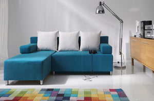 Ricon Corner Sofa Bed