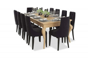 Dining Set A51 and six chairs Like Picture