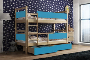 Smurf Bunk Bed