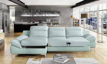 Tamala Mini Corner Sofa Bed