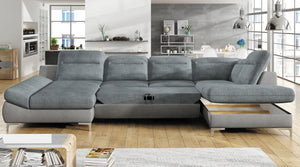 Tamala XL Corner Sofa Bed
