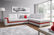 Vero Corner Sofa Bed