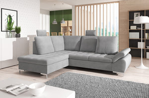 Vessa Corner Sofa Bed