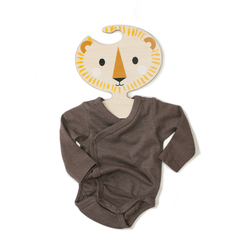 New Parsley the Lion Wooden Clothes Hanger for Kid's