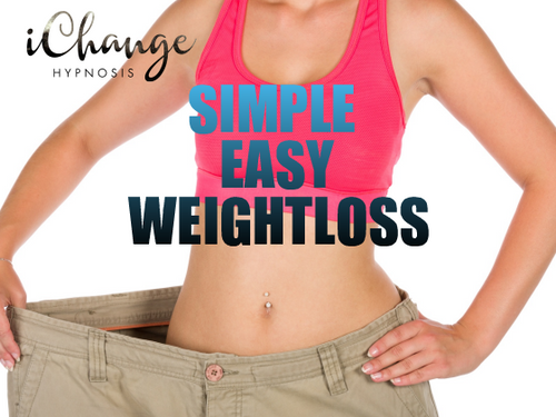 Simple Easy Weightloss - iChange Hypnosis