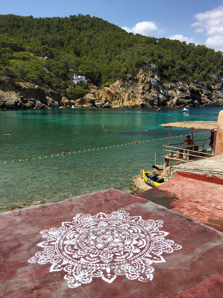 MANDALAS AND IBIZA