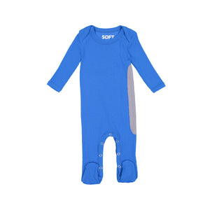 RIBBED SKYDIVER ONESIE