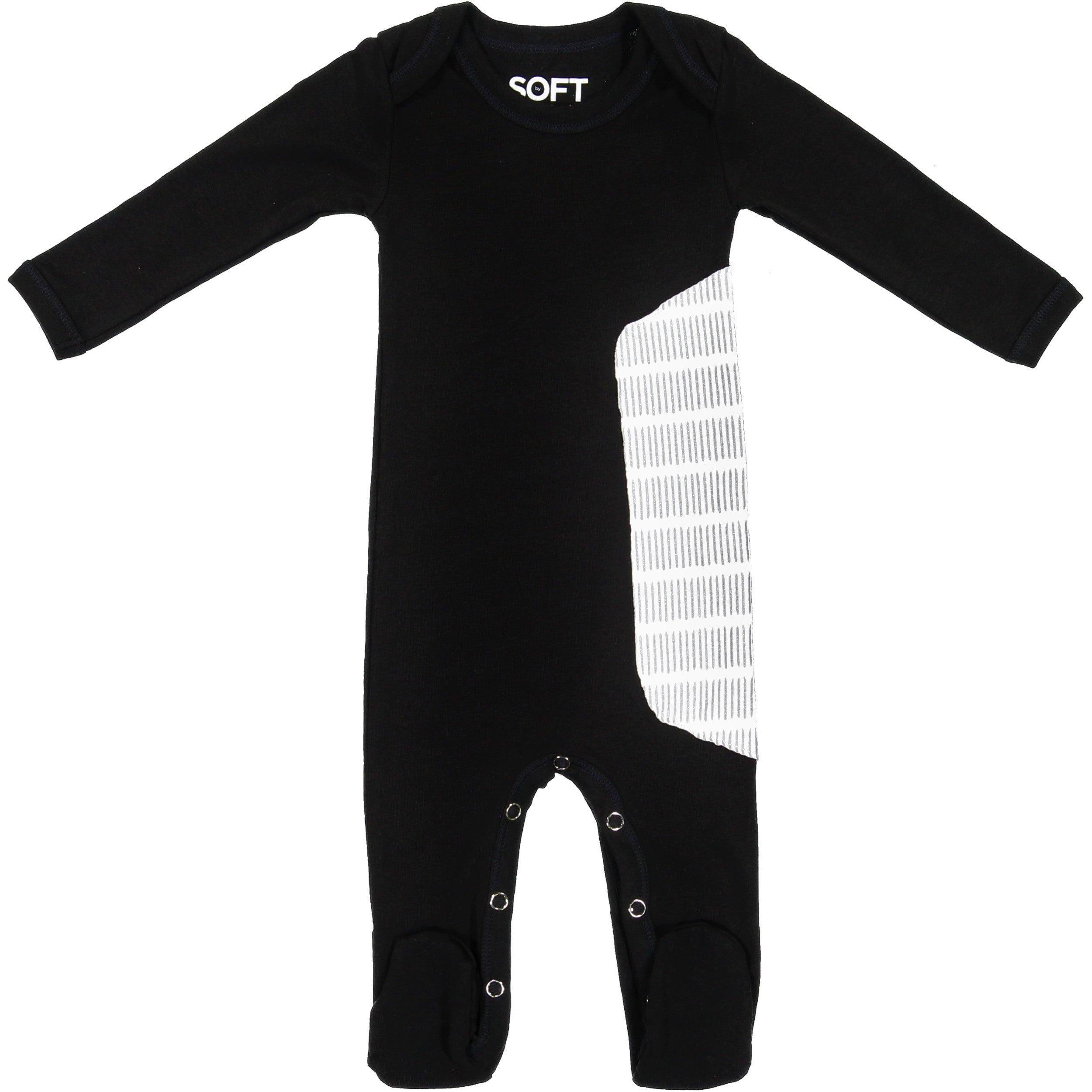SILVER BARS NEUTRAL ONESIE