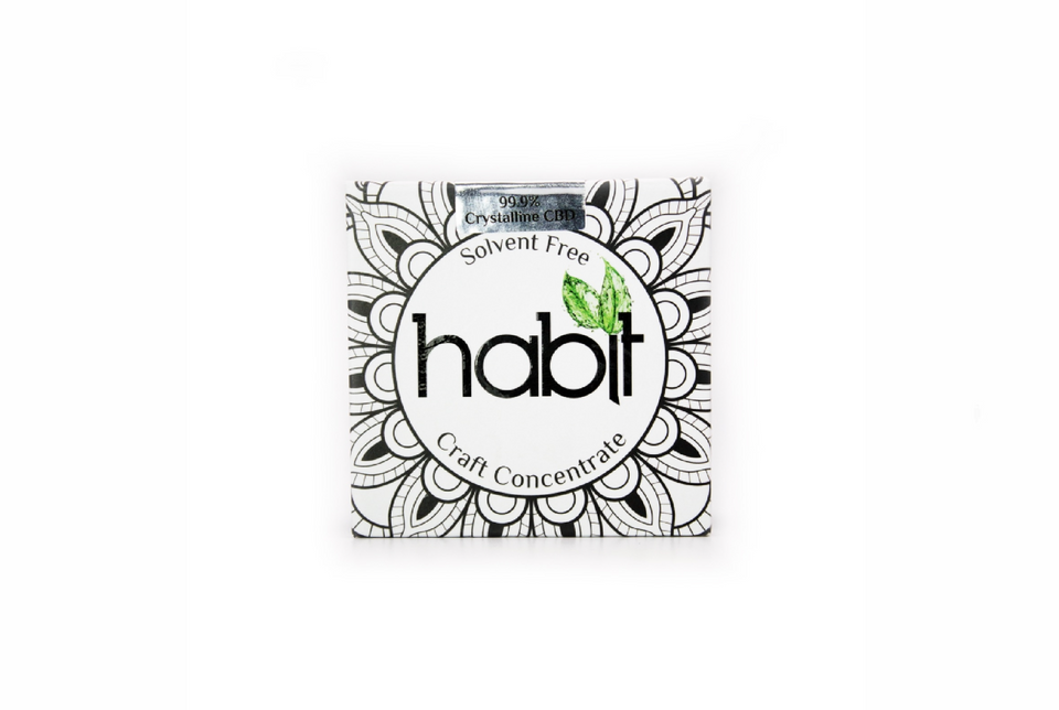 Habit CBD Isolate
