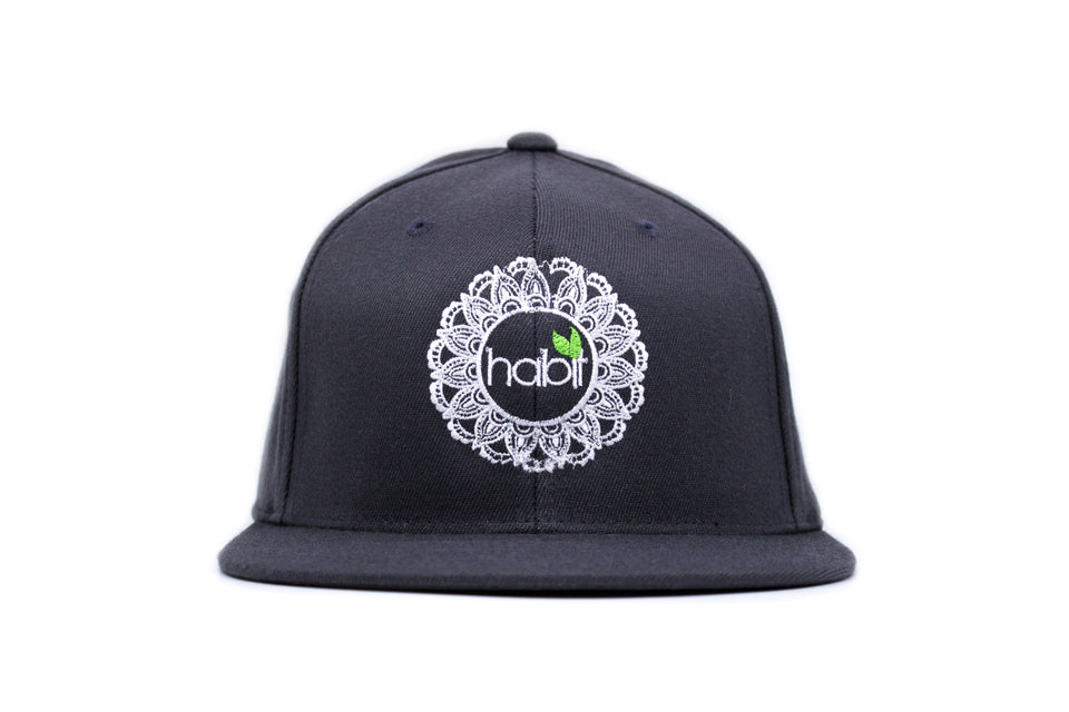 Habit Colored Flexfit Hat – Mandala