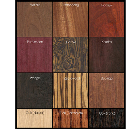LVX Wood Directory Swatch