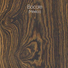 Bocote Wood Swatch from LVX Supply & Co.