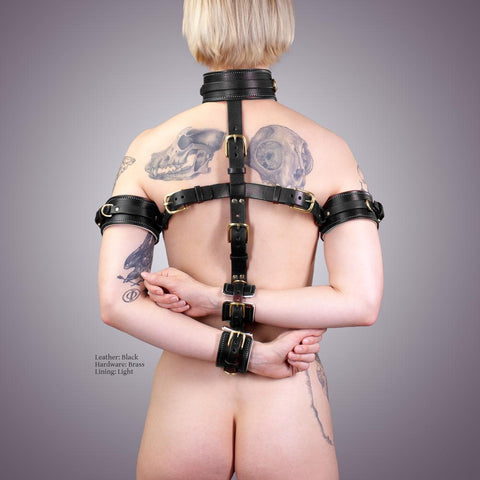Behind the Back Arm Binder Harness
