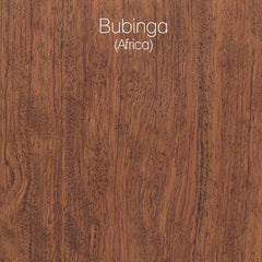 Bubinga Wood Swatch from LVX Supply & Co.